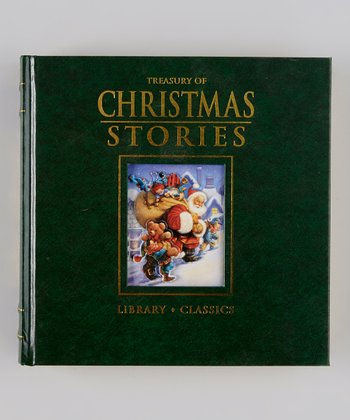 Library Classics Treasury of Christmas Stories Hardcover