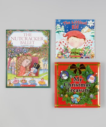 The Littlest Elf Paperback & Hardcover Set