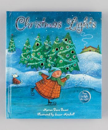 Christmas Lights Board Book