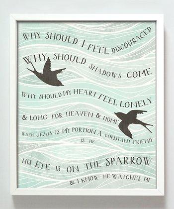 Sparrow Print