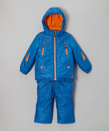 Royal Snow Jacket & Bib Pants - Infant, Toddler & Boys