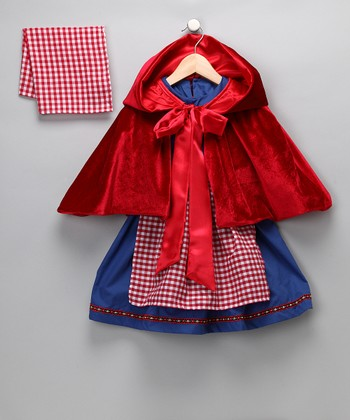 Lil' Red Riding Hood Costume Set - Toddler