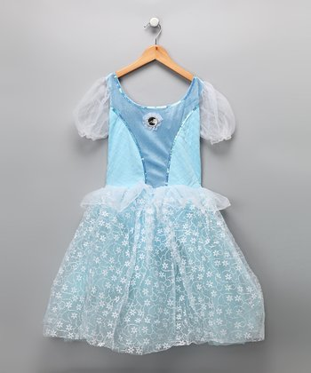 Blue Cinderella Costume - Toddler
