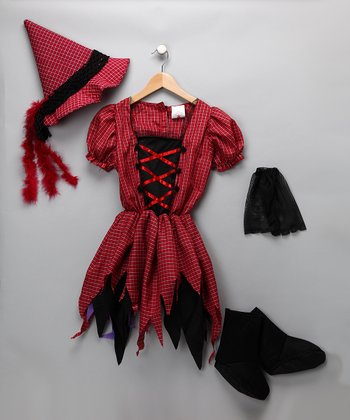 Lil' Gothic Fairy Costume Set - Toddler