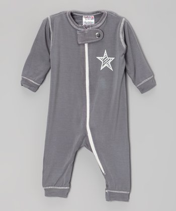 Slate Star Union Organic Playsuit