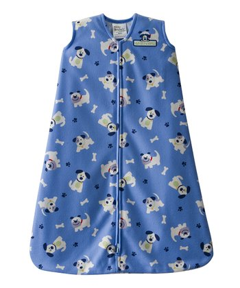 Blue Puppy Pal HALO SleepSack