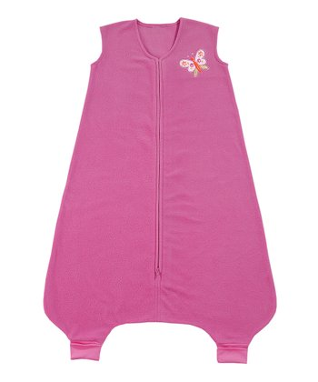 Pink Butterfly HALO Big Kids SleepSack