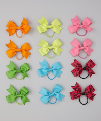 Four Seasons Hair Tie Set