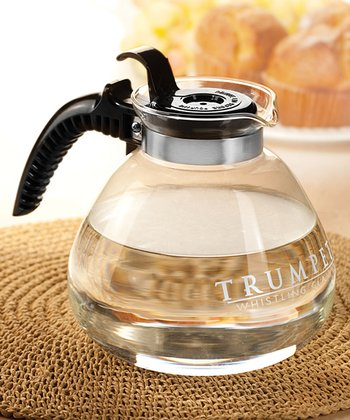 1-Qt. Glass Tea Kettle