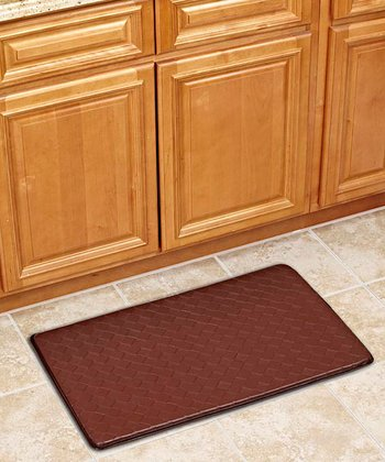Brown 30'' Anti-Fatigue Kitchen Mat
