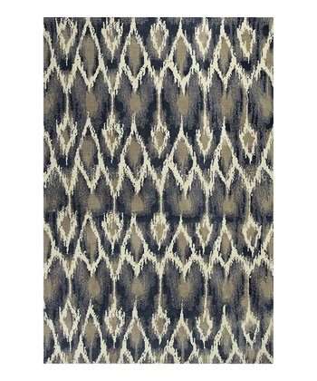 Ivory & Gray Horizon Rug