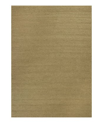 Natural Choti Braid Rug