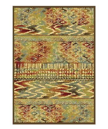Coffee Tropez Rug