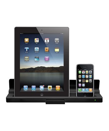 Dual Dock Charger for iPhone/iPad
