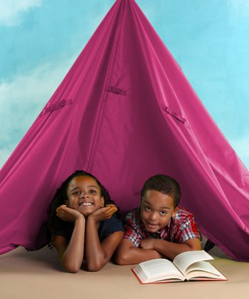 Hot Pink Fun Fort