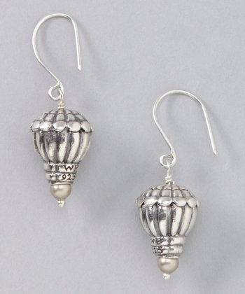 Sterling Silver Air Elements Earrings