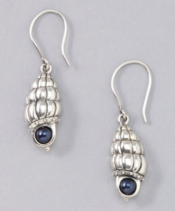 Sterling Silver Water Elements Earrings