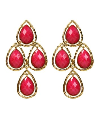 Fuchsia Sagaponack Earrings
