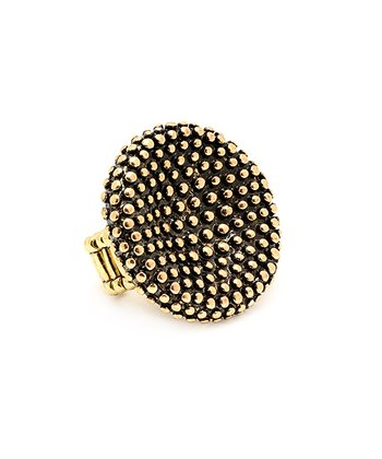Antique Gold Jara Stretch Ring