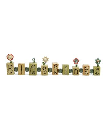 'Blessings' Bead Block Collectible