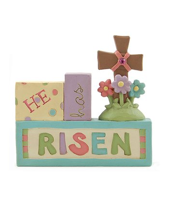 'He is Risen' Block Collectible