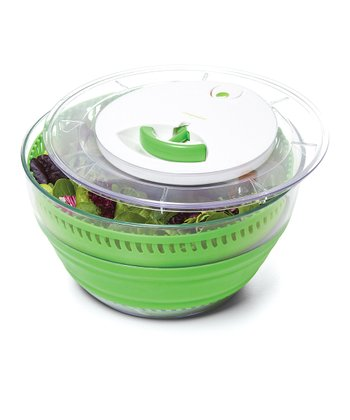 5-Qt. Collapsible Salad Spinner