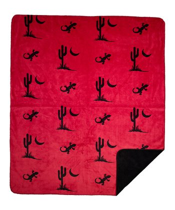 Gecko Reversible Throw