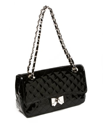 Black West Broadway Shoulder Bag