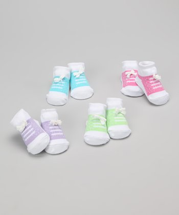 Bright Sneaker Sock Set