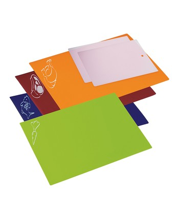 Food Prep Chopping Mat Set