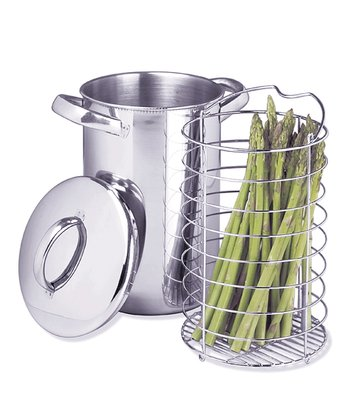 Vertical 3.5-Qt. Steamer Set