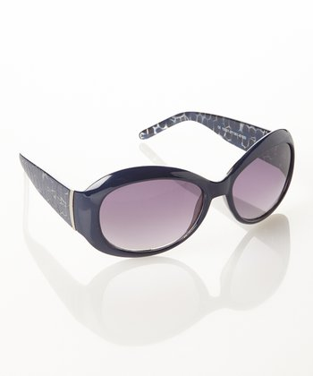 Blue Animal Sunglasses