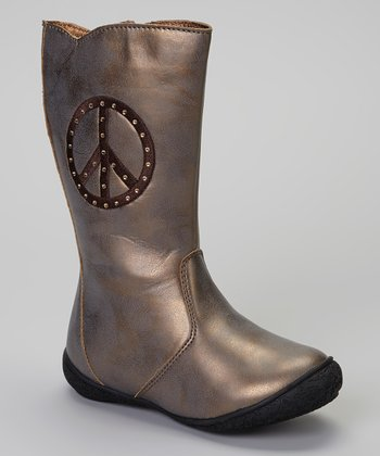 Copper Peace Boot