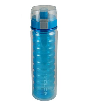 Blue Ripple 18-Oz. Water Bottle