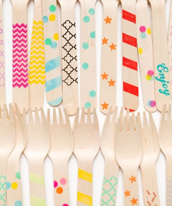 Party Fork 20-Piece Set