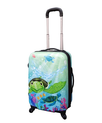 Turtle Expandable Wheeled Carry-On