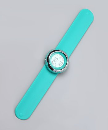 Turquoise Digital Watch