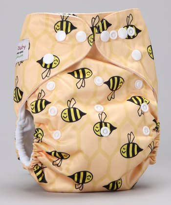 Honey Bum Double-Gusset Pocket Diaper