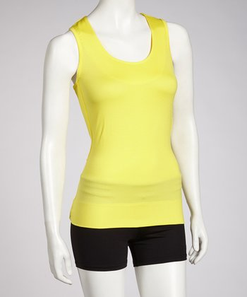 Zest Cross Back Tank