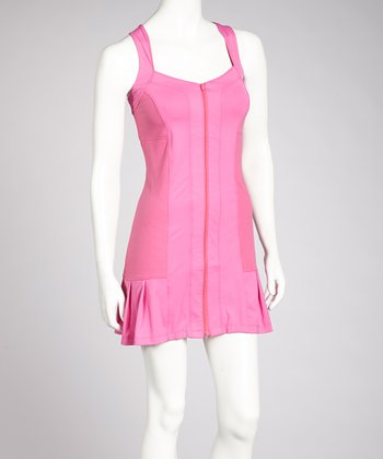 Glam Tennis Dress