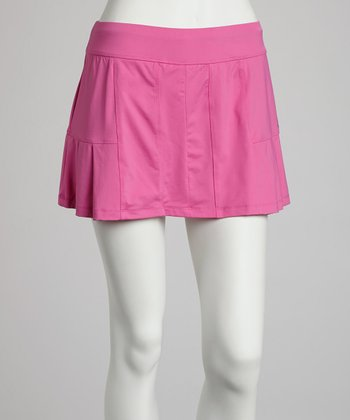 Glam Pleated Skort