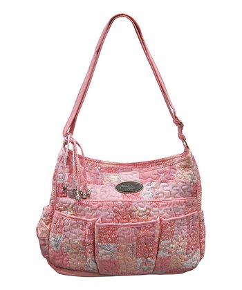 Pink Passion Diaper Bag