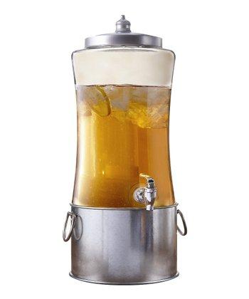 Austin Beverage Dispenser & Ice Bucket