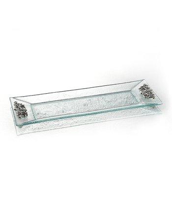Scroll Rectangular Platter