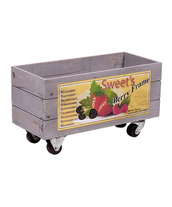Berries Orchard Wheeled Box