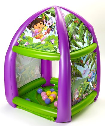 Dora the Explorer Ball Tent