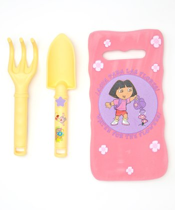 Dora the Explorer Garden Set