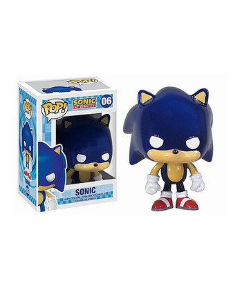 Sonic the Hedgehog Pop! Figurine