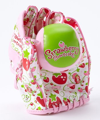 Strawberry Shortcake Ball & Mitt Set