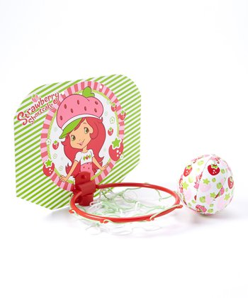 Strawberry Shortcake Ball & Hoop Set